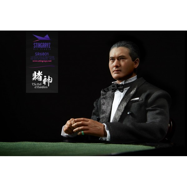STINGRAYZ :1/6 KO CHUN, God of Gamblers Action Figure