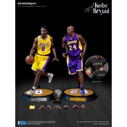 ENTERBAY: NBA Collection – Kobe Bryant Action Figure (RM-1065)
