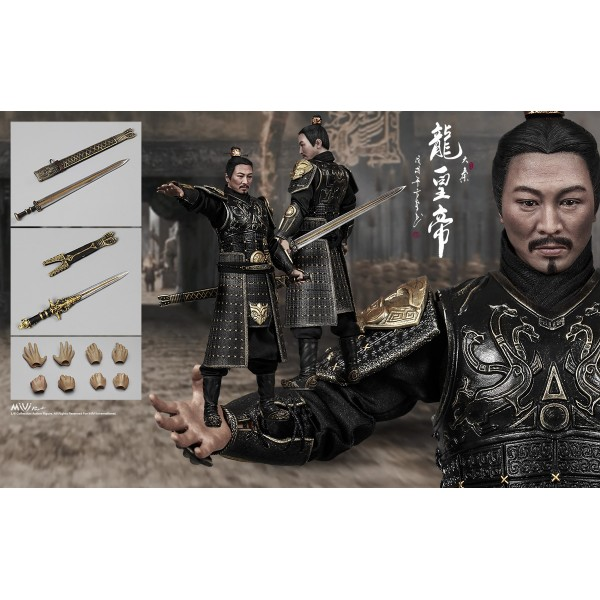 MiVi Pro+: 1/6 Qin Empire – Emperor Dragon (Mummy 3)