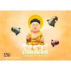 Fire Rooster Studio: BUDDLISH KIM
