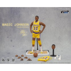 Figure Cool : 1:6 Scale Magic Johnson Action Figure Spec & Quotation