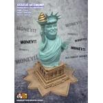Fire Rooster Studio: 川普總統-自由神像雕像 (50公分雕像)