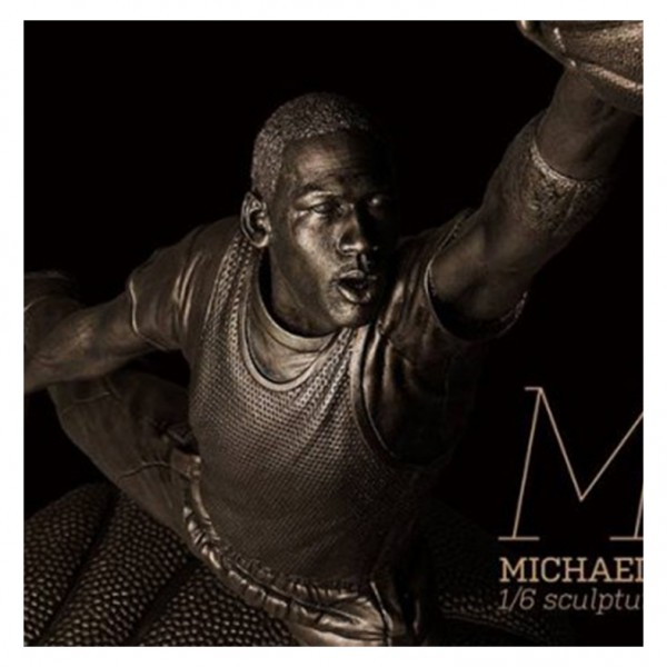 ENTERBAY 1/6 Sculpture Collection - Michael Jordan (Worldwide 2000 pieces)