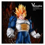 V studio: 1/4 超級賽亞人2 孫悟空 精神時光屋版VS-001