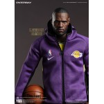 ENTERBAY x MiVi :1/6 NBA Lakers LeBron James