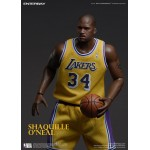 ENTERBAY :1/6 REAL MASTERPIECE NBA COLLECTION - SHAQUILLE O'NEAL ACTION FIGURE PRE-ORDER ITEM