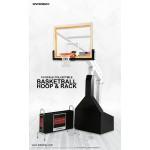 ENTERBAY: 1/9 NBA Basketball Hoop 籃球架 (OR-1004) 再版