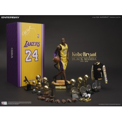 ENTERBAY: 1/6 REAL MASTERPIECE: NBA COLLECTION - KOBE BRYANT ACTION FIGURE  (RM-1036)
